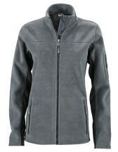 Ladies' Workwear Fleece Jacket -STRONG-