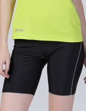 Ladies` Bodyfit Base Layer Shorts
